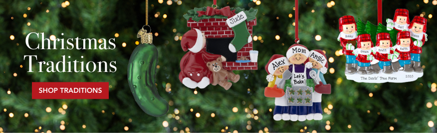Personalized Christmas Traditions