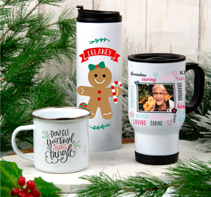 Personalized Drinkware