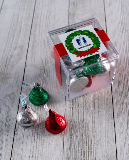 Personalized Hershey's Kisses Favors