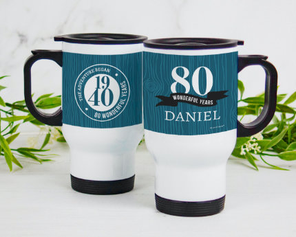 BIRTHDAY TRAVEL MUGS