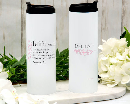 THEMED THERMAL TUMBLERS