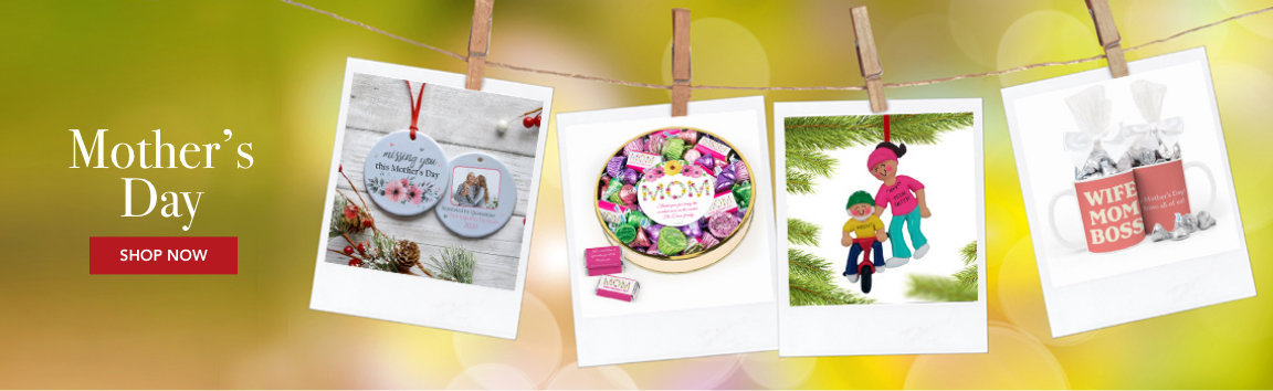 Mother's Day Ornaments & Gifts