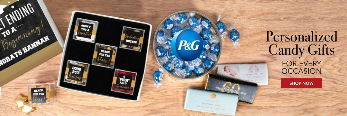 Candy Gifts & Favors