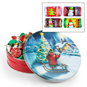 Spirit of Christmas 1S Hershey's Holiday Asst - 1 lb