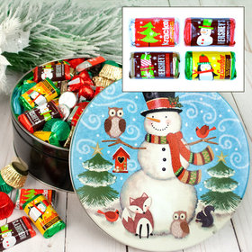 Forest Friends Hershey's Holiday Mix Tin - 2 lb