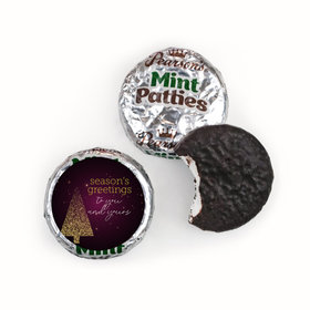 Christmas Joyful Season Pearson's Mint Patties