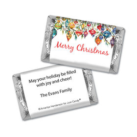 Personalized Christmas Ornaments Mini Wrappers