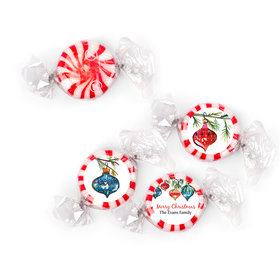 Personalized Christmas Ornaments Starlight Mints (405 Pack)