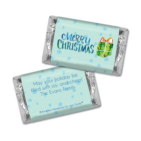 Personalized Christmas Presents Mini Wrappers