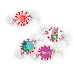 Personalized Christmas Wise Men Starlight Mints (405 Pack)