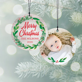 Personalized Bonnie Marcus Christmas Ornament