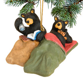 Camp Out Christmas Ornament