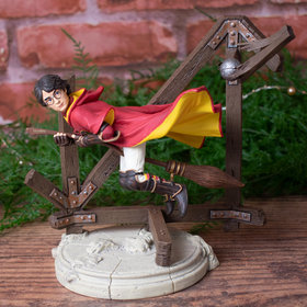 Harry Potter Quidditch Year Two Tabletop Christmas Ornament