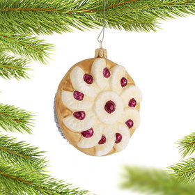 Cherry Tarte Christmas Ornament