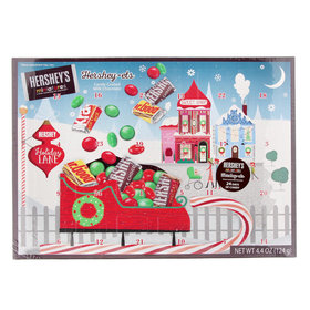 Hershey's Miniature Hershey-ets Countdown to Christmas Advent Calendar