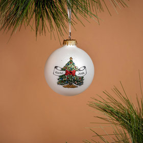 Personalized Our First Christmas Tree Christmas Ornament