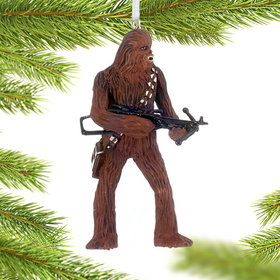 Star Wars Chewbacca Christmas Ornament