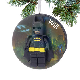 Personalized Lego Batman Movie Christmas Ornament