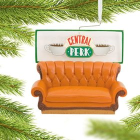 Friends Central Perk Couch Christmas Ornament