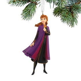Anna Frozen Christmas Ornament