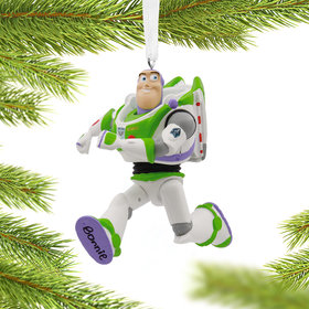 Buzz Lightyear Toy Story Christmas Ornament