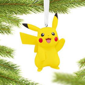 Pokemon Pikachu Christmas Ornament