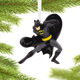 Batman Christmas Ornament