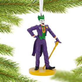 The Joker Christmas Ornament