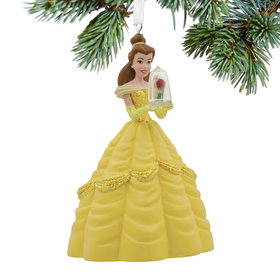Beauty and the Beast Belle Christmas Ornament
