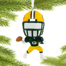 Green Bay Packers Christmas Ornament