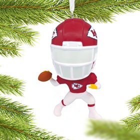 Kansas City Chiefs Christmas Ornament