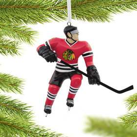 NHL Chicago Blackhawks Christmas Ornament