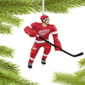 NHL Detroit Red Wings Christmas Ornament
