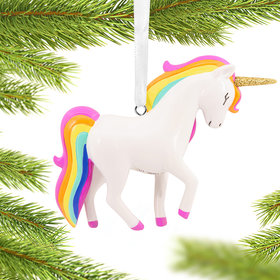 Unicorn Christmas Ornament