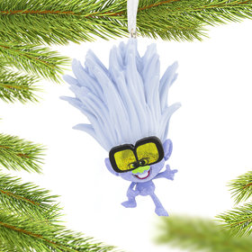 Trolls Tiny Diamond Christmas Ornament