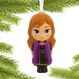 Frozen Anna Christmas Ornament