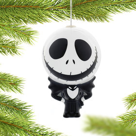 Nightmare Before Christmas Jack Skellington Christmas Ornament