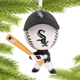 Chicago White Sox Bouncing Buddy Christmas Ornament