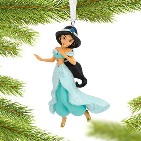 Aladdin Jasmine Christmas Ornament