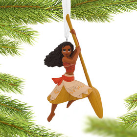 Moana Christmas Ornament