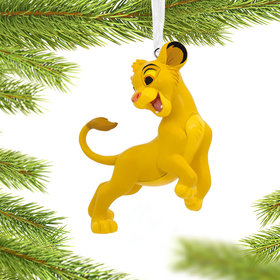 The Lion King Simba Christmas Ornament