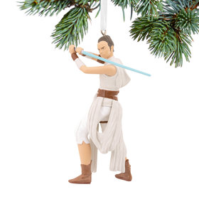 Rey Christmas Ornament