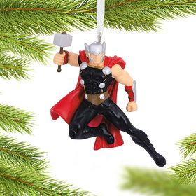 Thor Christmas Ornament