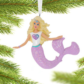 Barbie Dreamtopia Mermaid Christmas Ornament