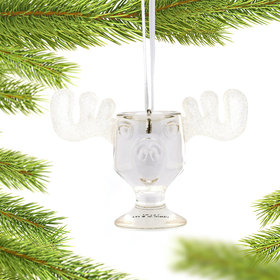 National Lampoon's Christmas Vacation Moose Mug Christmas Ornament