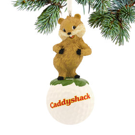 Caddyshack Christmas Ornament
