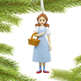 The Wizard of Oz Dorothy Christmas Ornament