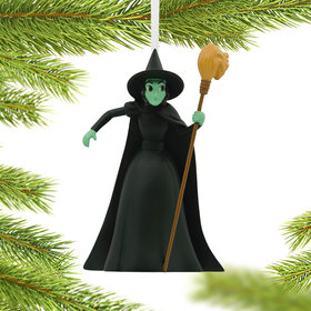 The Wizard of Oz Wicked Witch Christmas Ornament