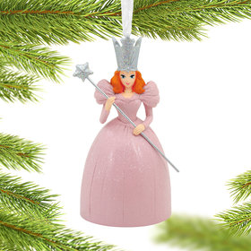 The Wizard of Oz Glinda Christmas Ornament