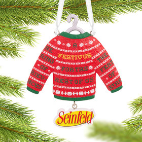 Seinfeld Festivus From the Rest of Us Christmas Ornament